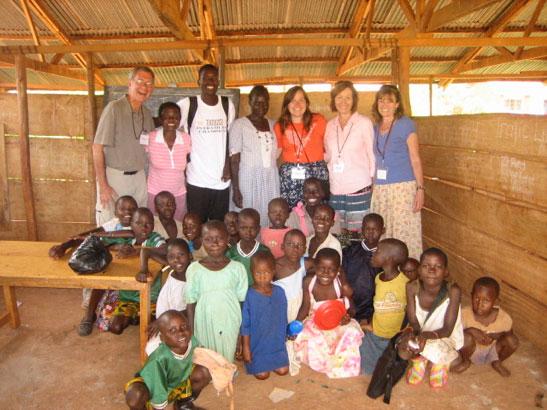 Help Uganda
