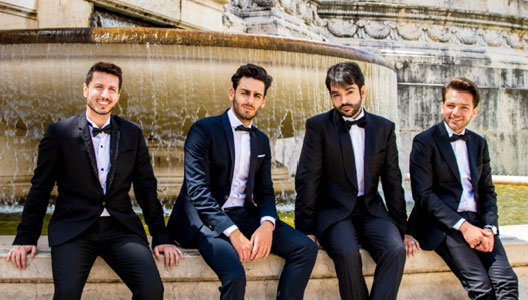 Image result for the four italian tenors